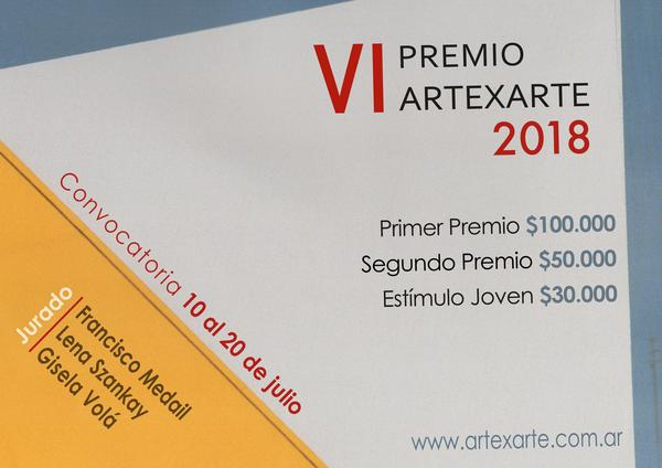 Premio Arte x Arte 2018