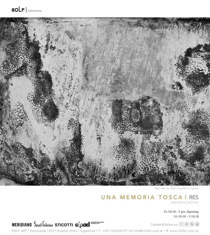 UNA MEMORIA TOSCA de RES 03